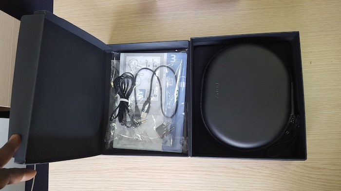 Auriculares Sony_MDR-1000X