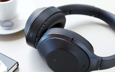 Auriculares Sony MDR1000X