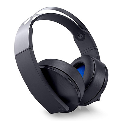 cascos gaming Sony Platinum