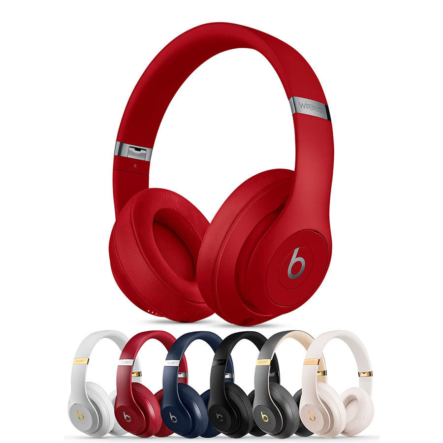 Auriculares bluetooth Beats-studio-3-Wireless