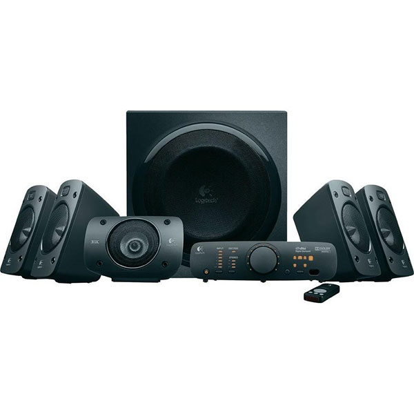Home Cinema Logitech Z906