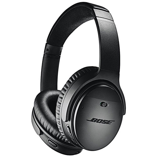 Auriculares bluetooth Bose-QuietComfort-35-II
