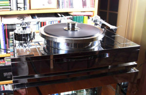 TransRotor Argos Turntable