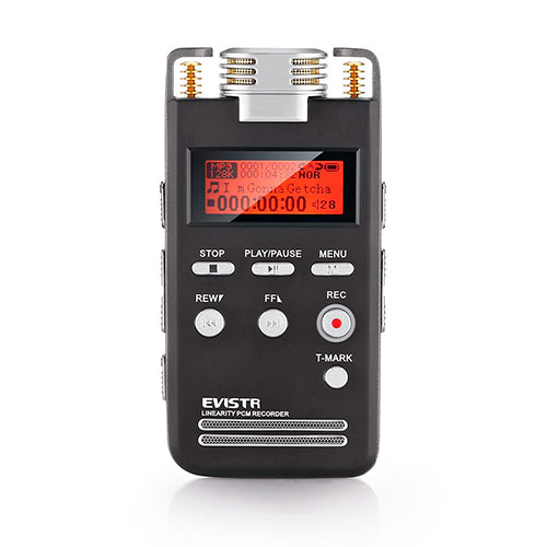 voice recorder evistr
