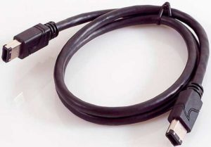 cables de audio firewire