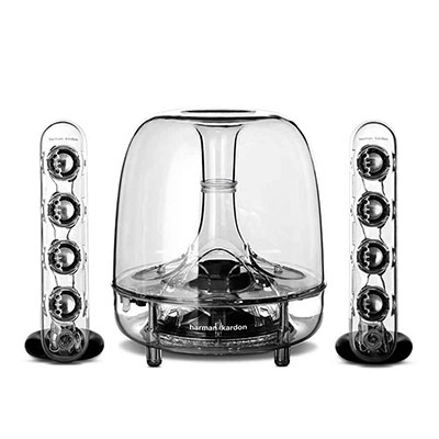 Harman Kardon SoundSticks III Altavoces 2.1 para PC