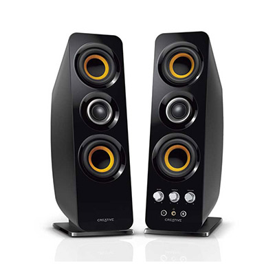 Creative T50 Wireless Altavoces 2.1 para ordenador