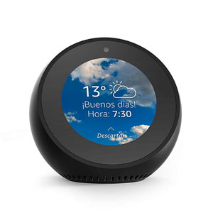 altavoces inteligentes Amazon Echo Spot