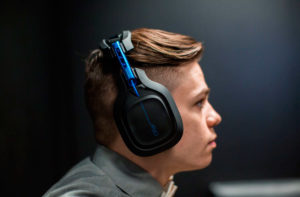 Auriculares gaming Astro A50