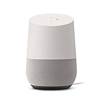 Altavoz inteligente Google-Home-tabla