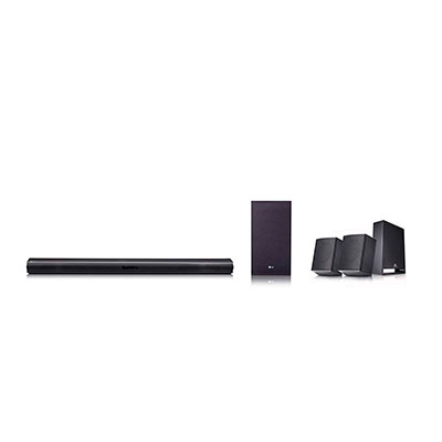 Home cinema Bluetooth LG