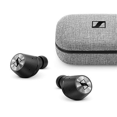 auricualres sennheiser true wireless