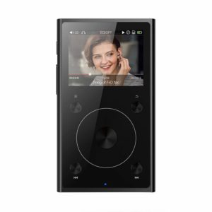 reproductor de audio digital Fiio x1