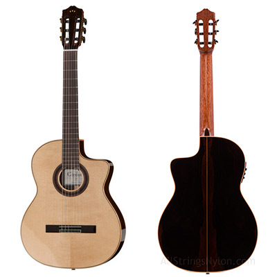 guitarra flamenca cordoba limited