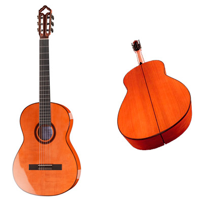 guitarra flamenca thomann 9F