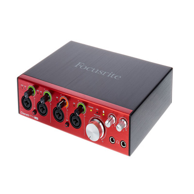Interfaz de audio USB Focusrite Clarett