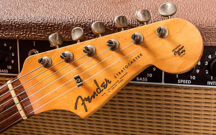 Guitarra Fender Stratocaster Review De La Guitarra