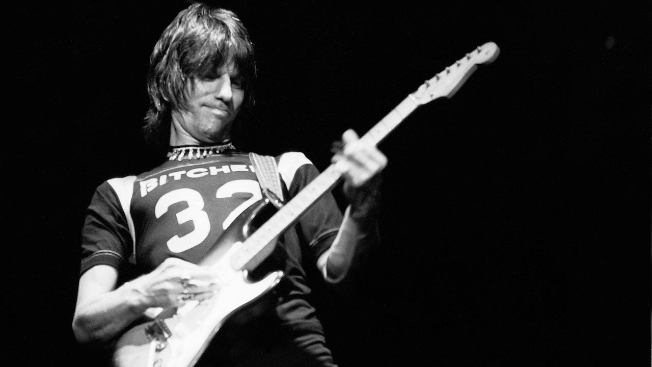 info guitarristas Jeff Beck