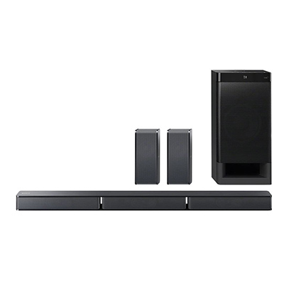 sistema home cinema inalámbrico Sony