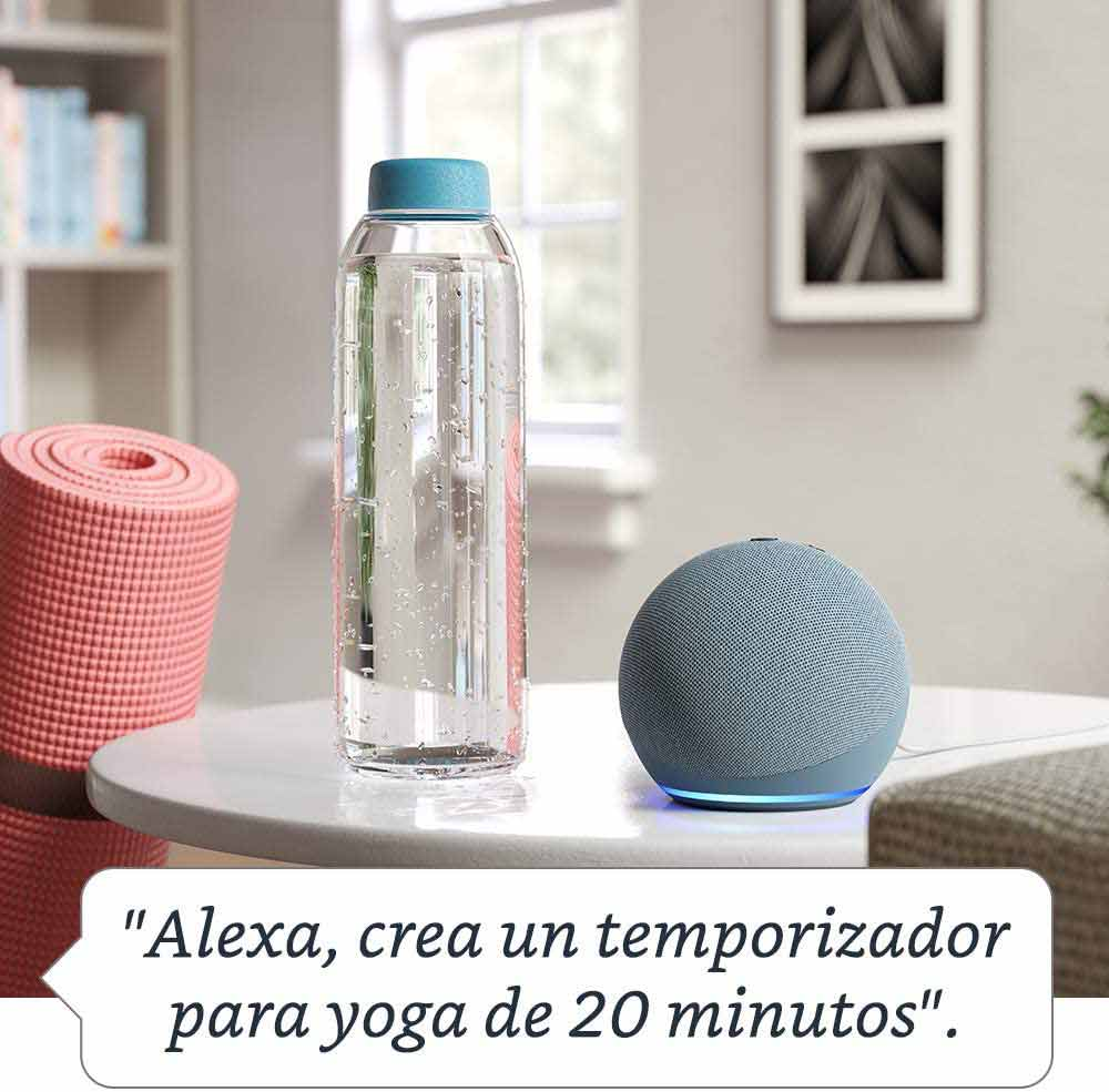 Altavoz inteligente Amazon Echo Dot