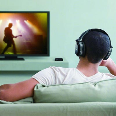 conectar auriculares bluetooth a tv