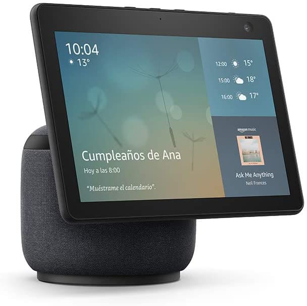 altavoz Amazon Echo Show portada