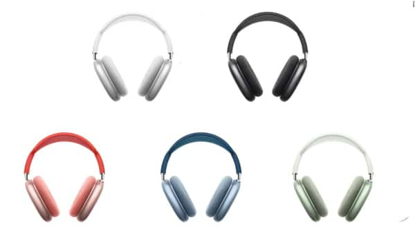 auriculares Apple Max